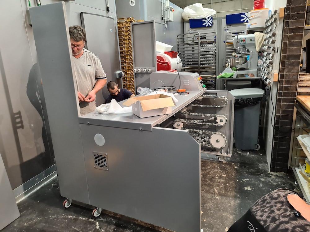 Installation Matériel de boulangerie